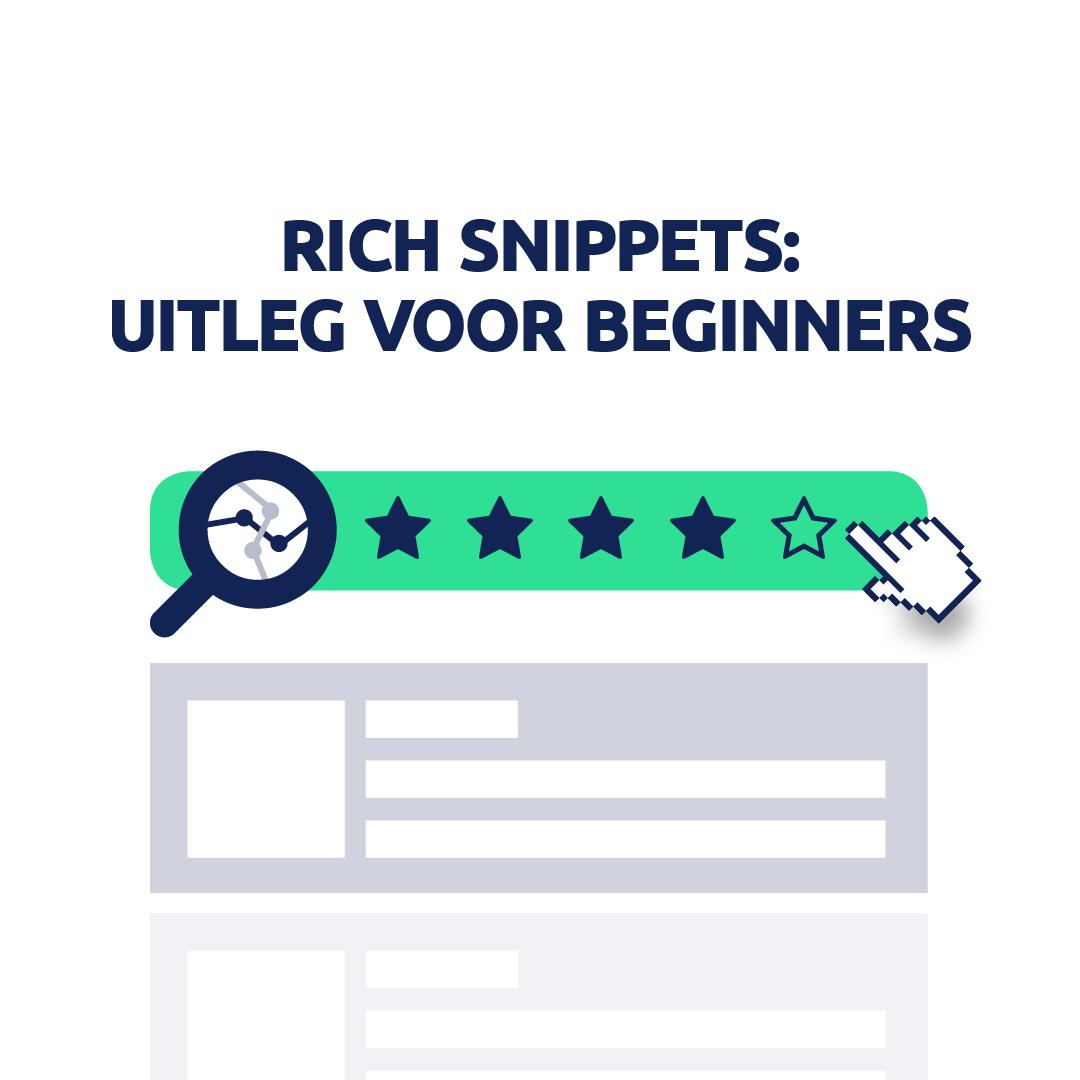 Rich snippets: uitleg voor beginners