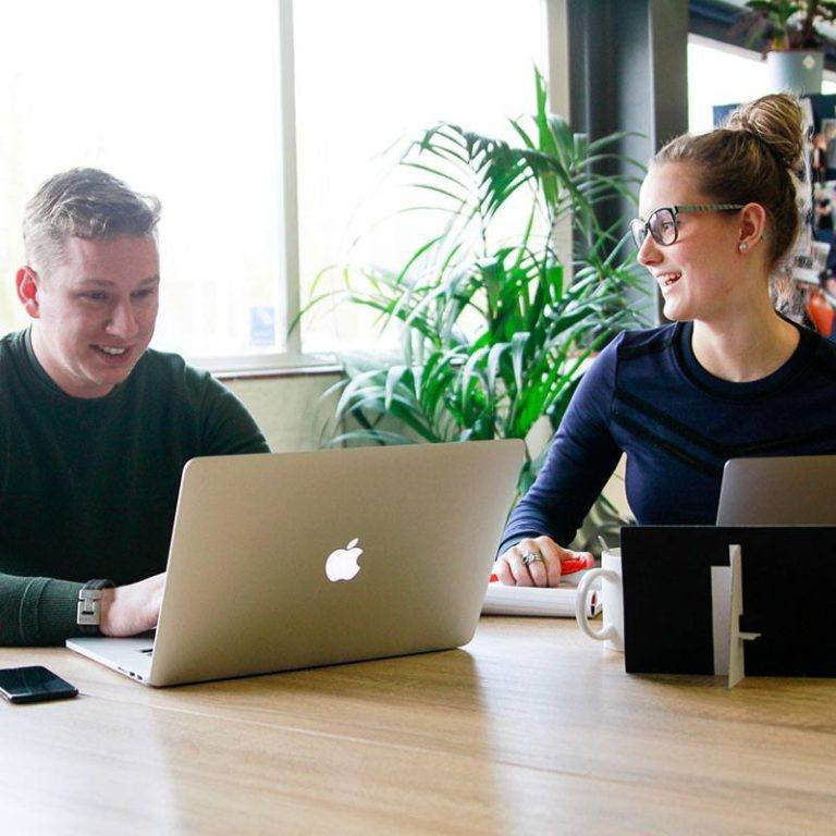 Een online marketing bureau dat op de hoogte blijft van alle trends en ontwikkelingen