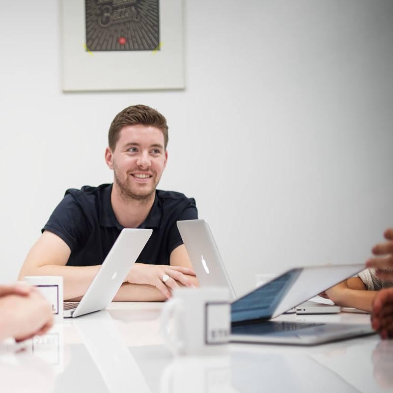 Kom langs voor een persoonlijk gesprek over Wordpress development