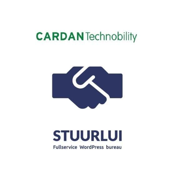 Partnerschap Cardan en Stuurlui op het gebied van toegankelijke websites