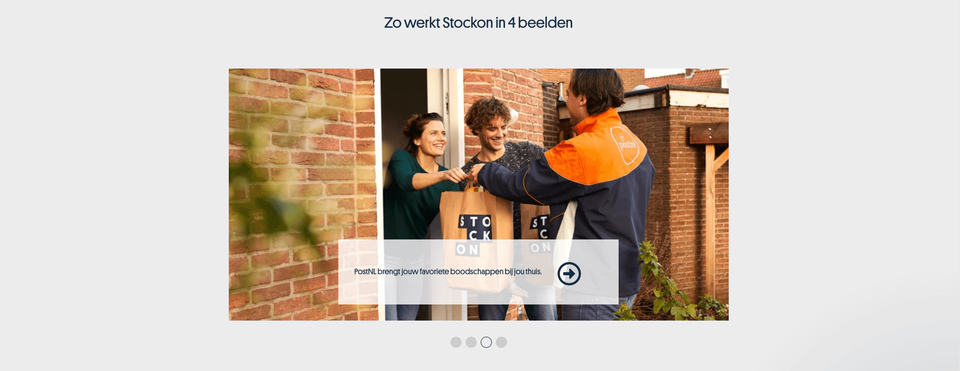 Stockon WordPress website screenshot 4