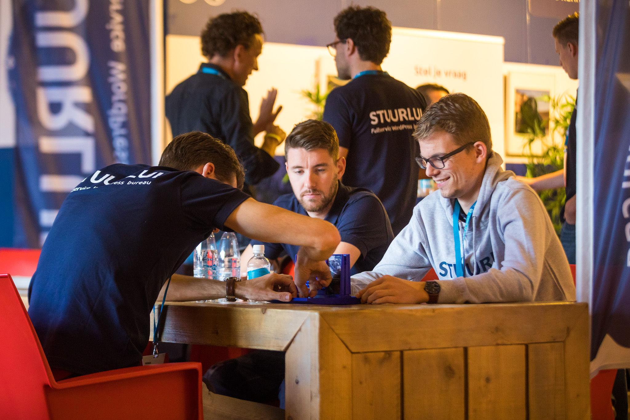 WordCamp-Utrecht-Potje-Zeeslag