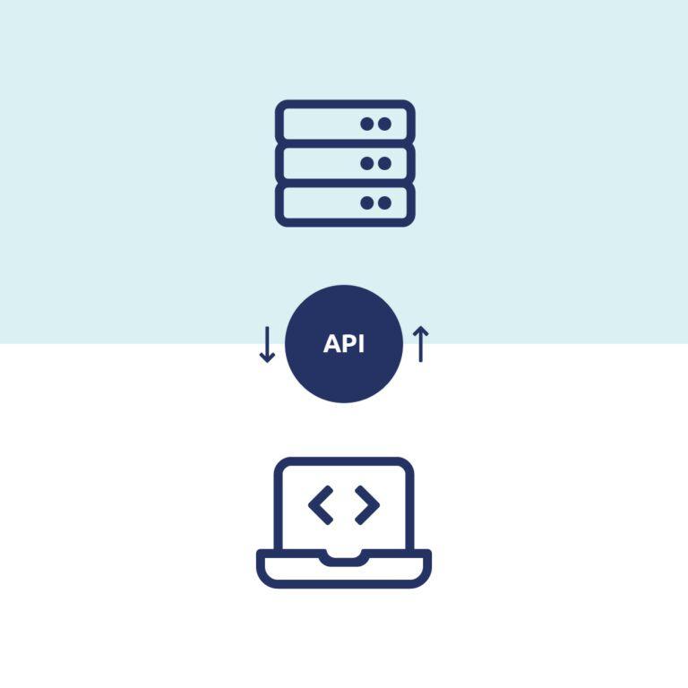 Staat jou WordPress API koppeling er niet tussen?
