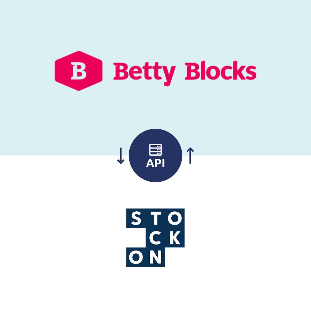WordPress - Betty Blocks koppeling voor Stockon
