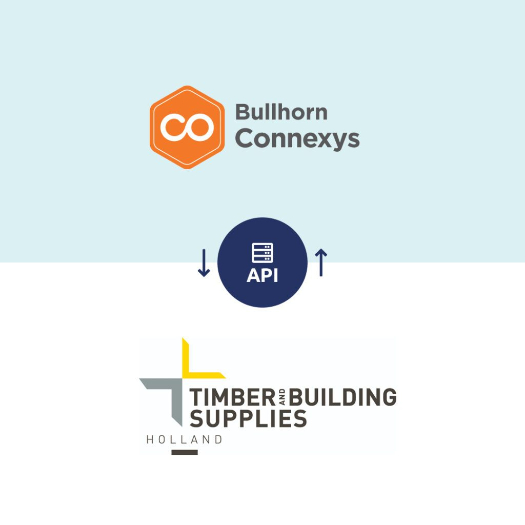 WordPress - Bullhorn Connexys koppeling voor Timber and Building Supplies Holland