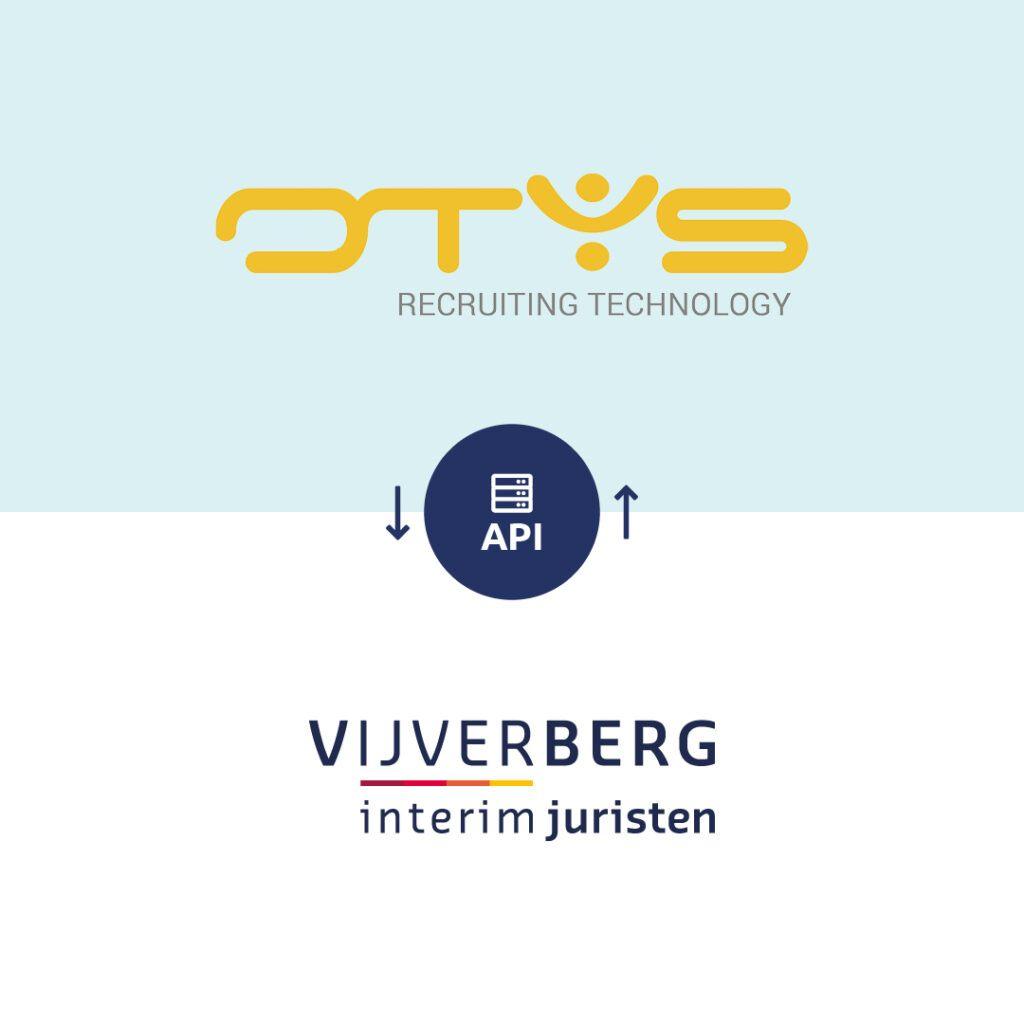WordPress - Otys koppeling voor Vijverberg interim-juristen
