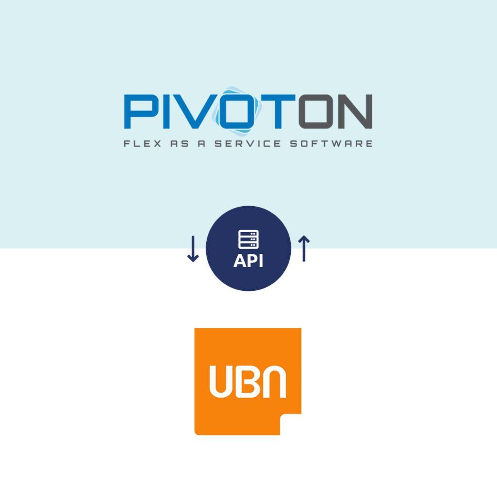 WordPress - Pivoton koppeling voor UBN uitzendbureau