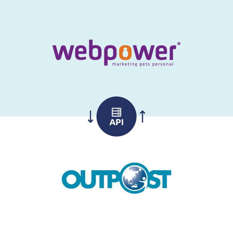 WordPress - Webpower koppeling voor Shell Global Outpost