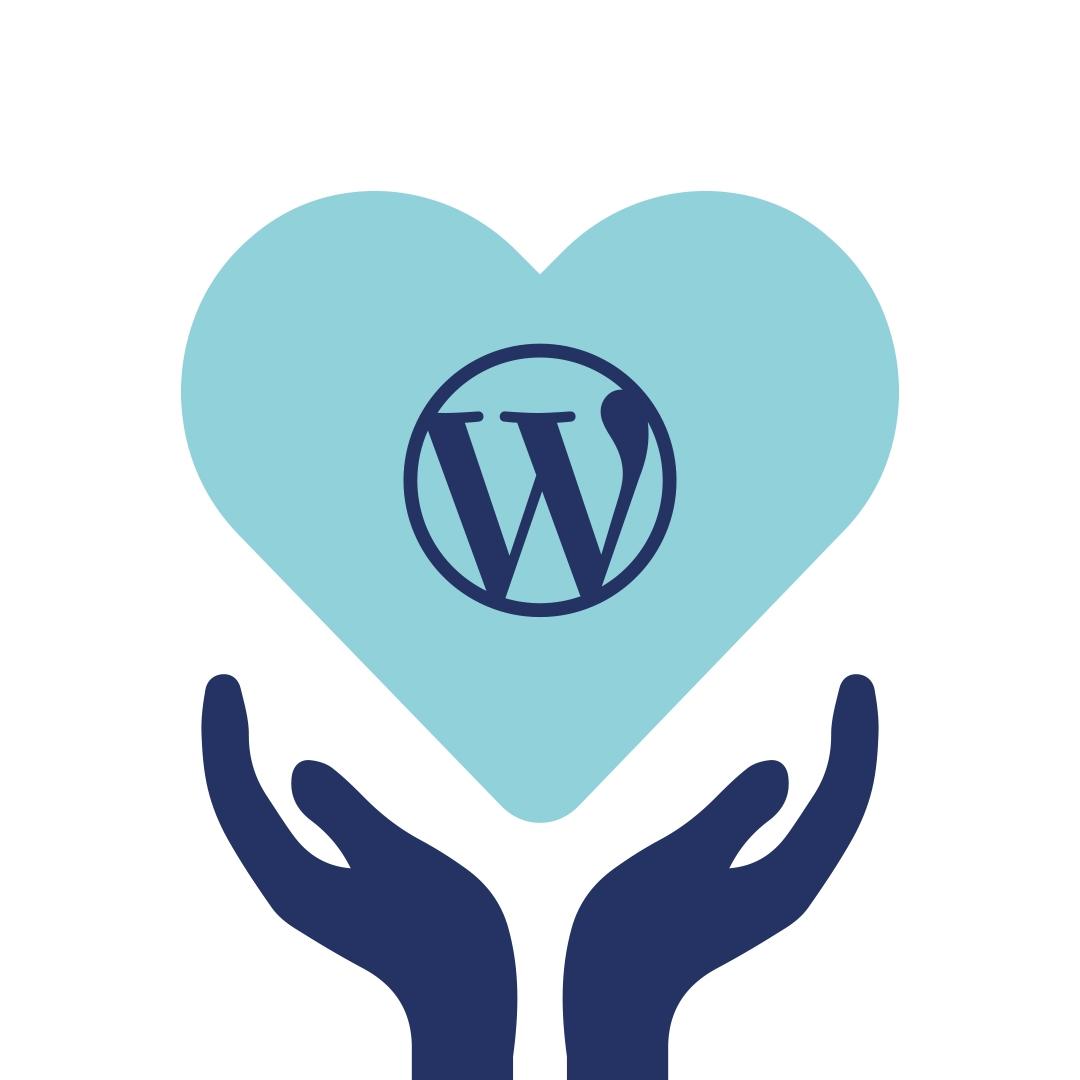 WordPress is vaak een goede oplossing voor goede doelen en fondsen