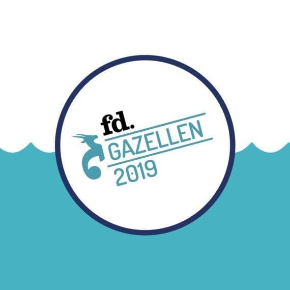 Winnaar FD Gazellen 2019 Stuurlui