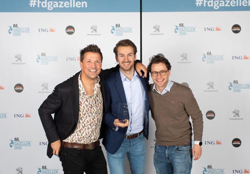 FD Gazelle awardshow