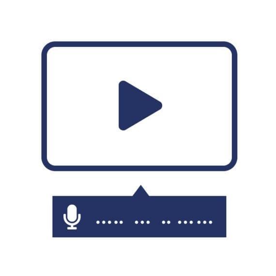 1.2.3 Geef eerder opgenomen audio en video een audiobeschrijving of transcript