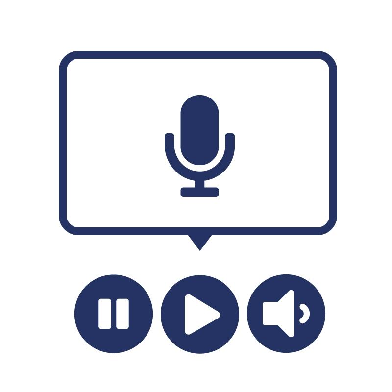 1.4.2 Geef bezoekers de mogelijkheid om geluid dat automatisch (en langer dan 3 sec) wordt afgespeeld uit te zetten of te dempen