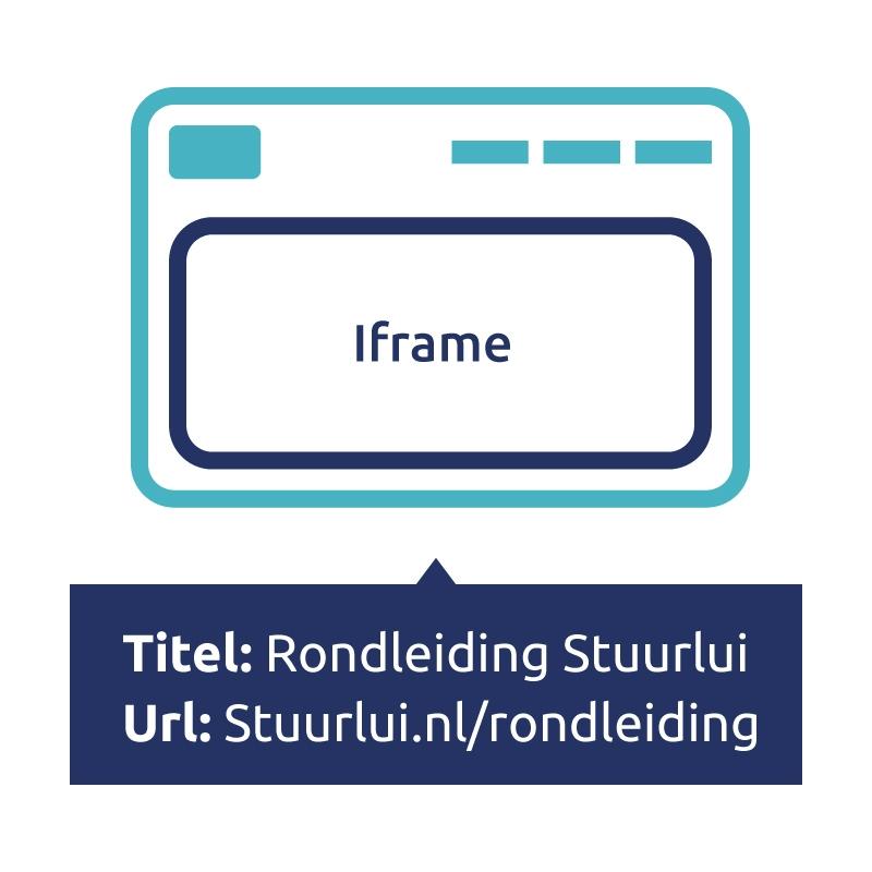 4.1.2 Zorg dat zelfgebouwde functionaliteiten gebruikt kunnen worden door hulptechnologie