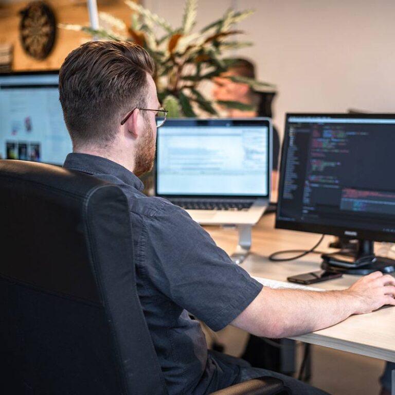 Een WordPress website laten maken bij Stuurlui - altijd duurzame code met respect voor de basis architectuur van WordPress
