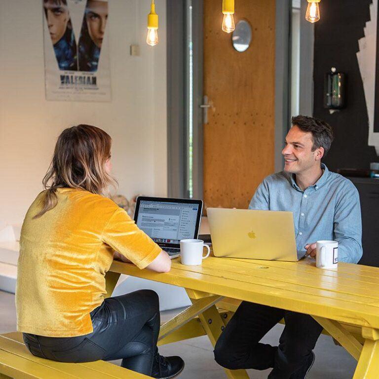 Tijdens de verschillende brainstromsessies begeleiden onze WooCommerce specialisten je naar een optimaal resultaat