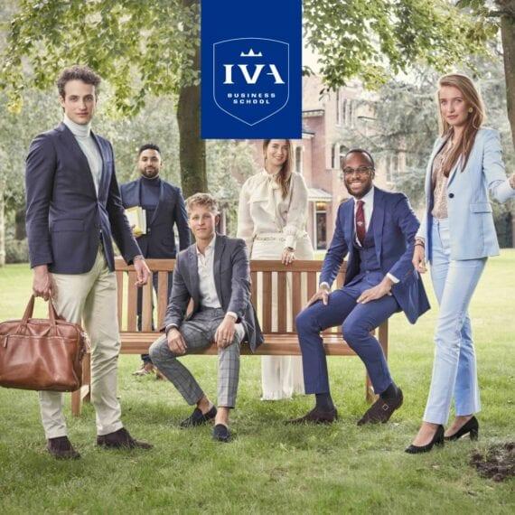 Corporate website IVA Business School