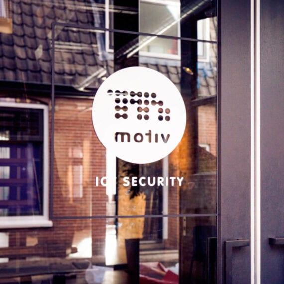 Een frisse en flexibele B2B website voor Motiv