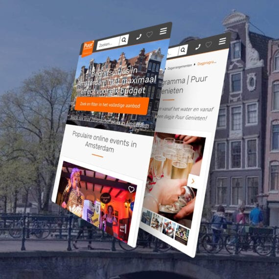 Sneller events online met WordPress Multisite